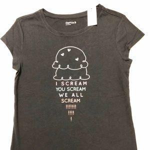 Gap kids girls t-shirt. Size girls 12XL. NWT
